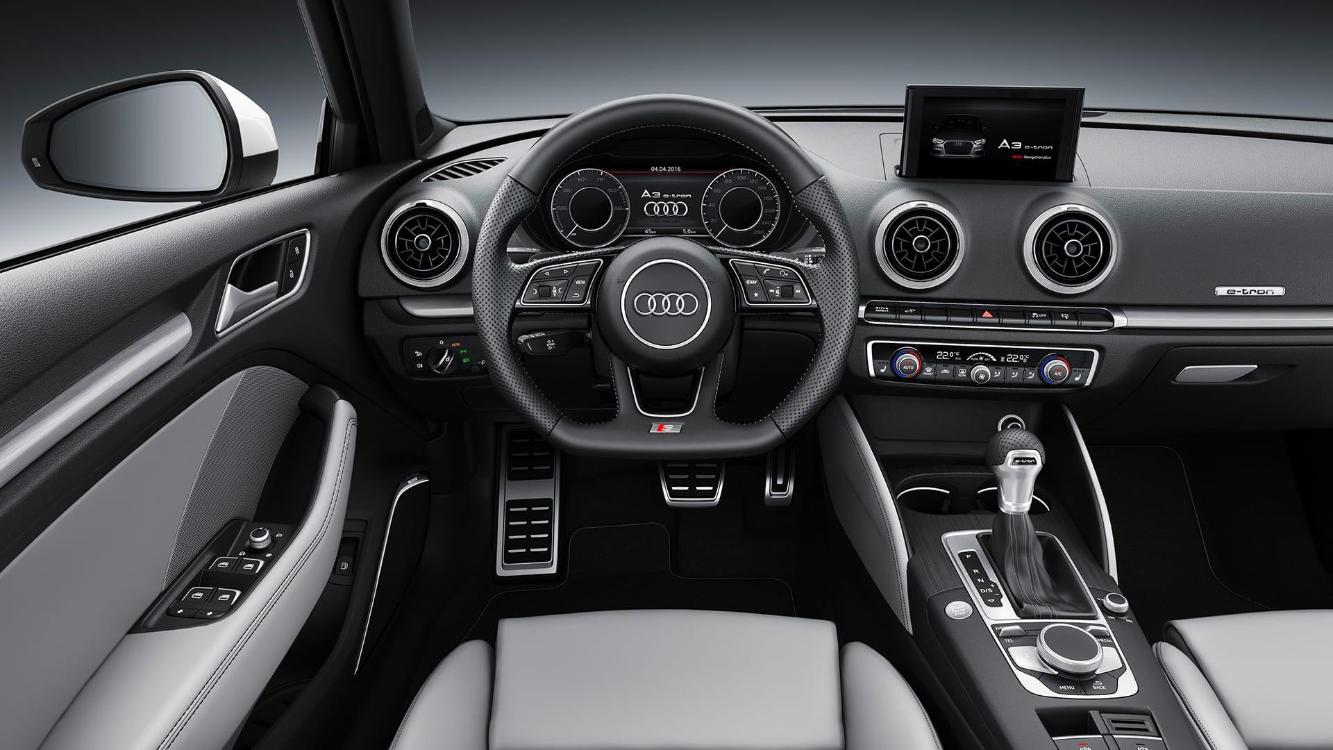 A Sportback Etron A Audi Canada - Audi a3 hatchback