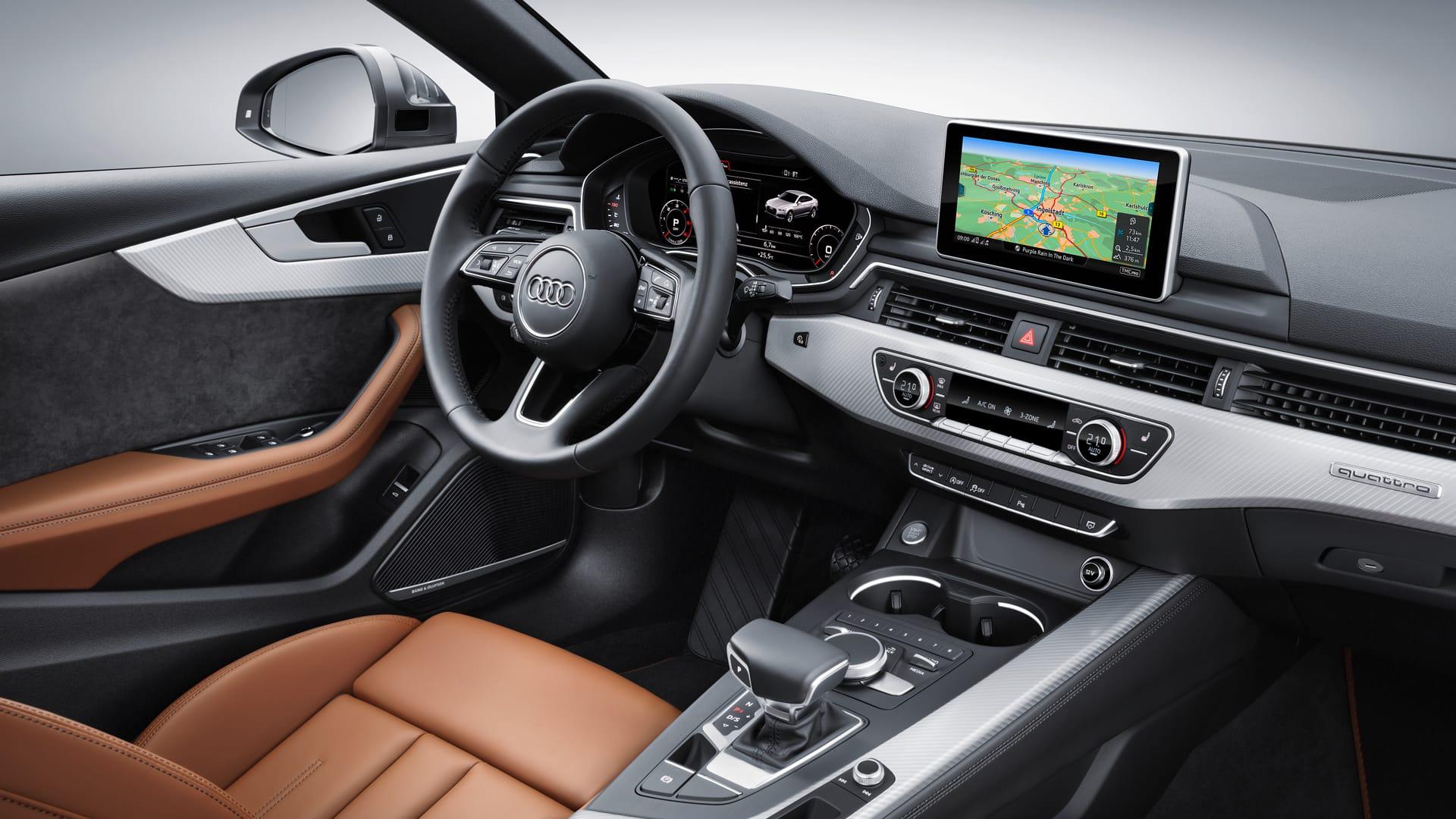 2019 A5 Sportback A5 Audi Canada