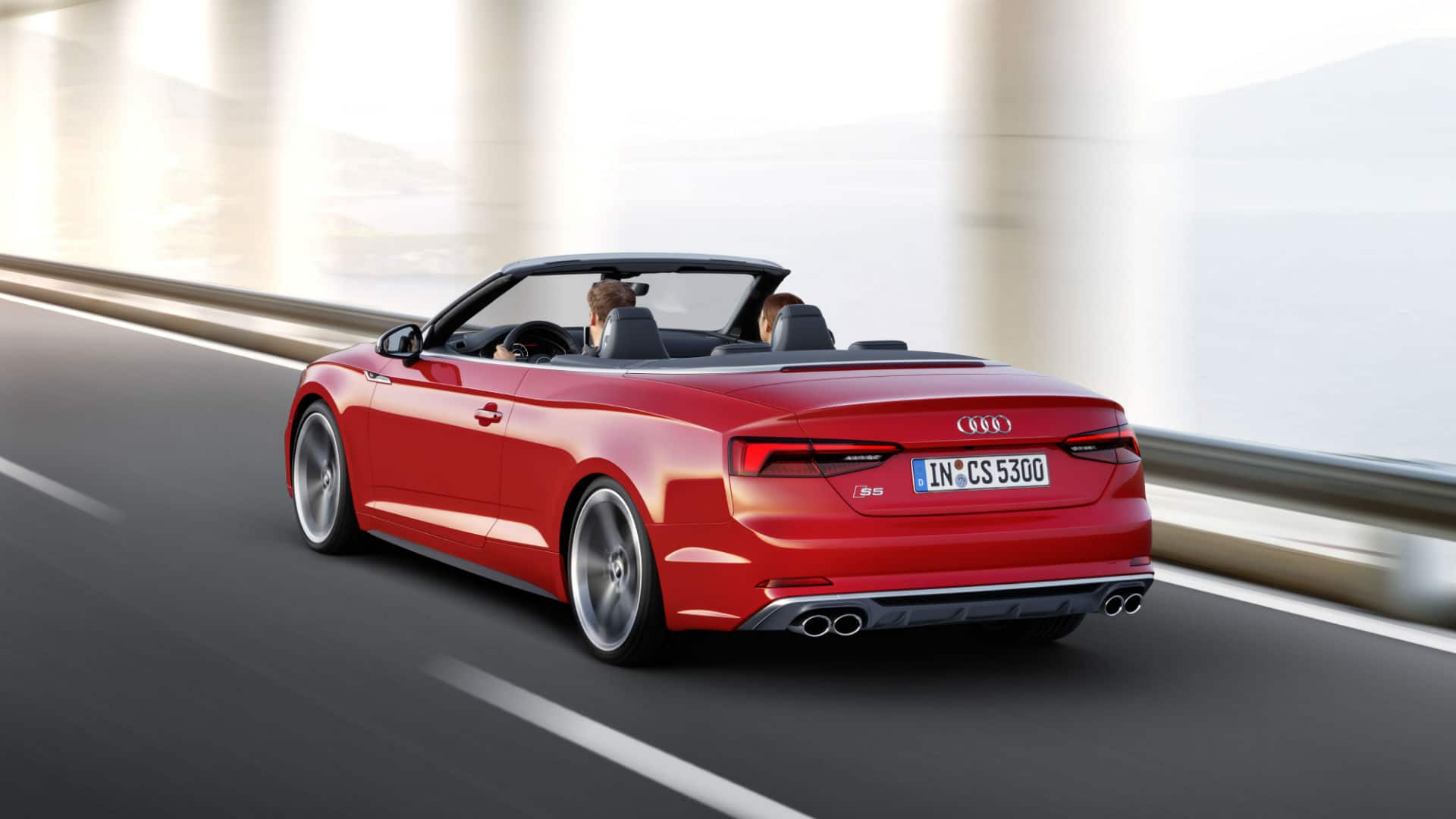 audi watch cabriolet driven youtube