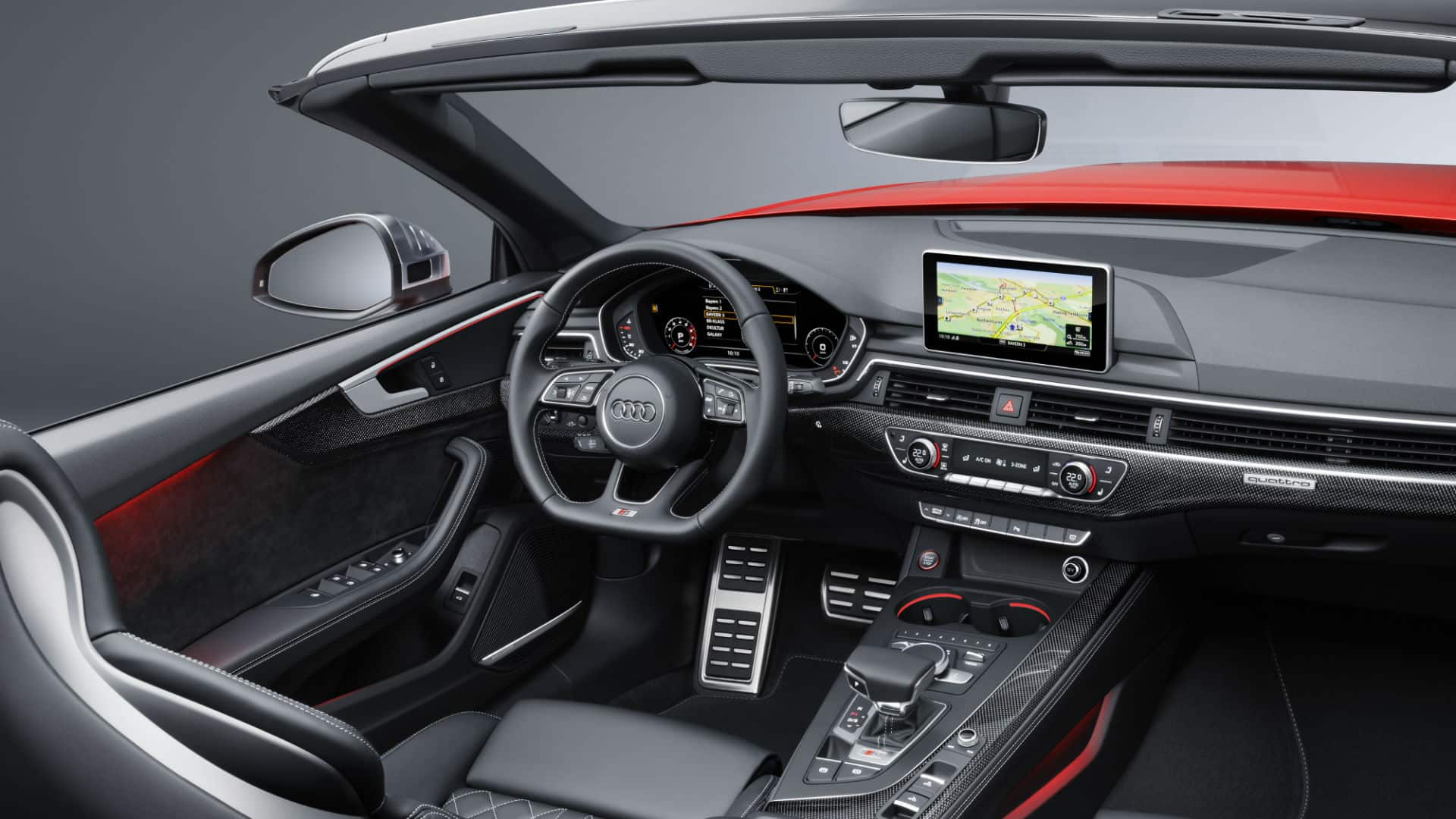 2019 S5 Cabriolet A5 Audi Canada