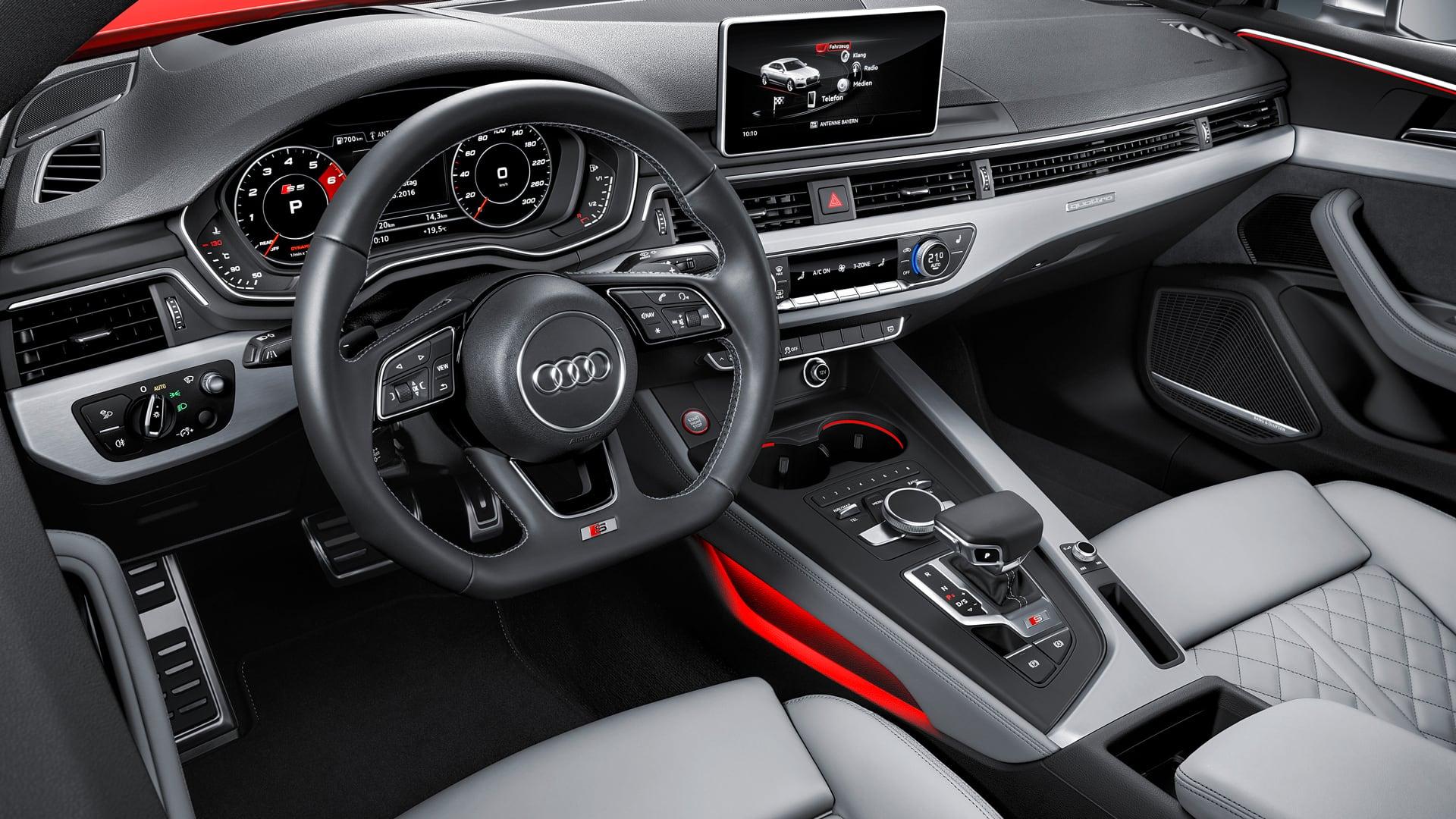 S Coupé A Audi Canada - S5 audi