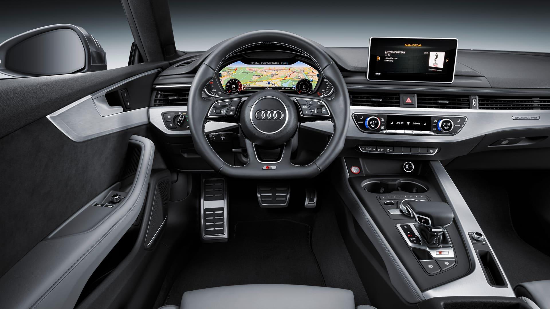 2018 S5 Coupé > A5 > Audi Canada
