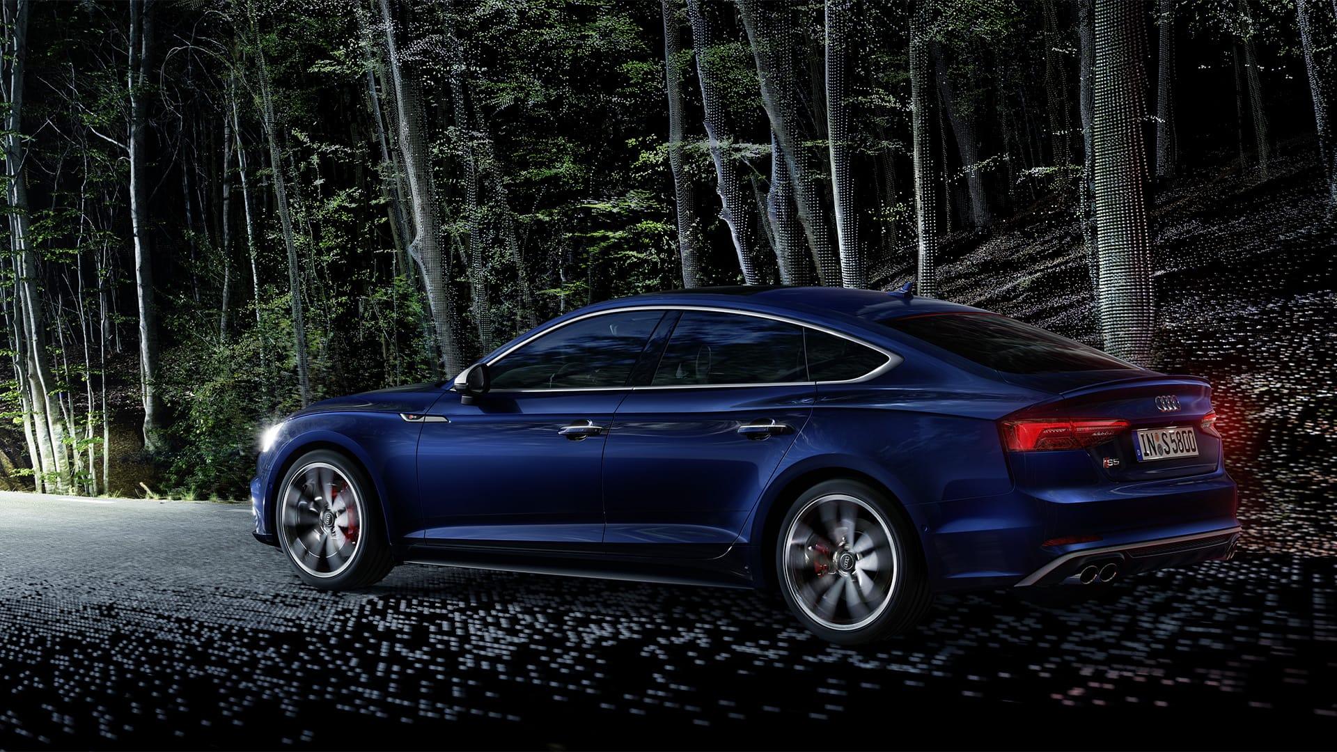 2019 S5 Sportback A5 Audi Canada