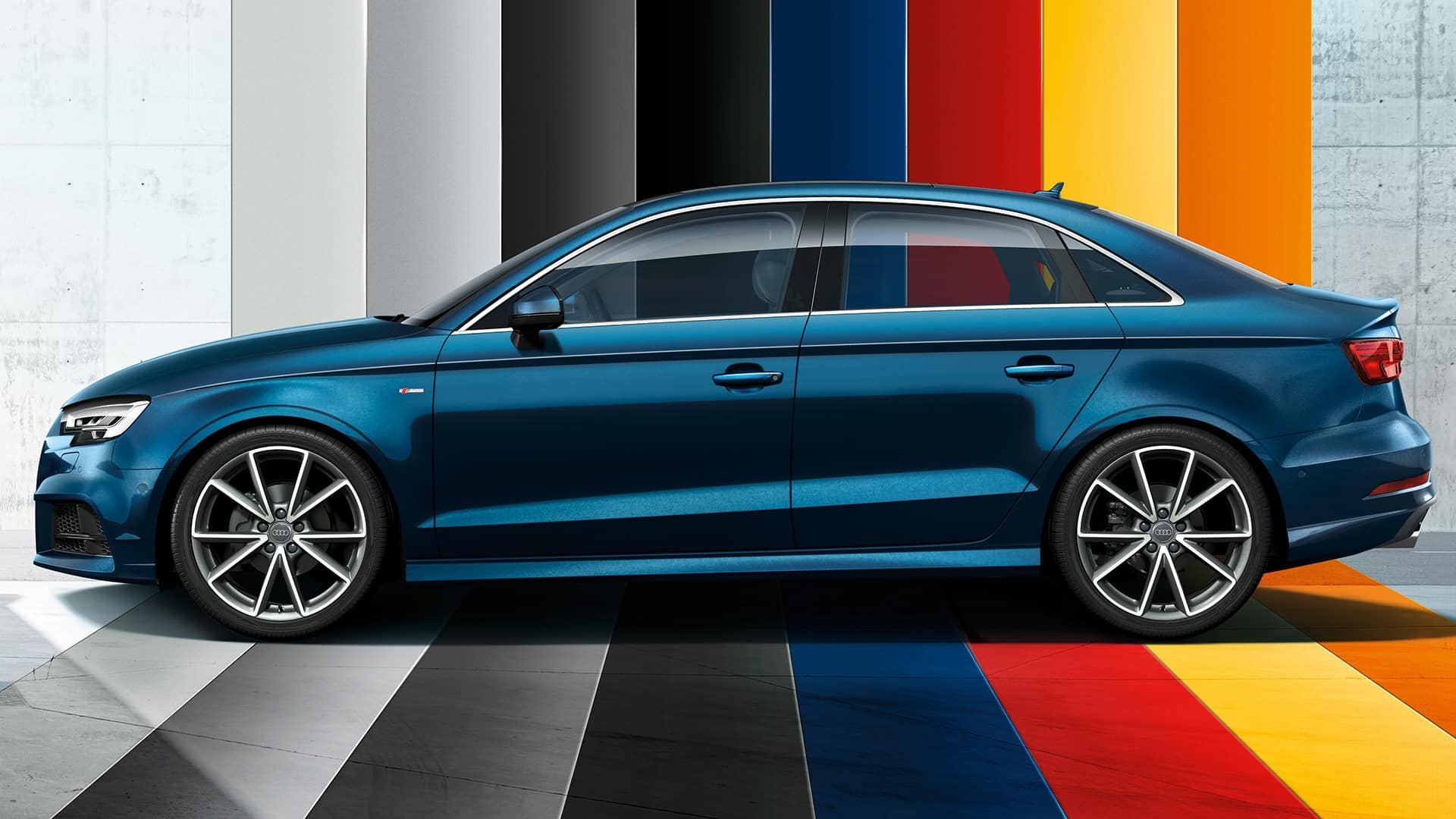 angle cars new sportback front the side uk audi