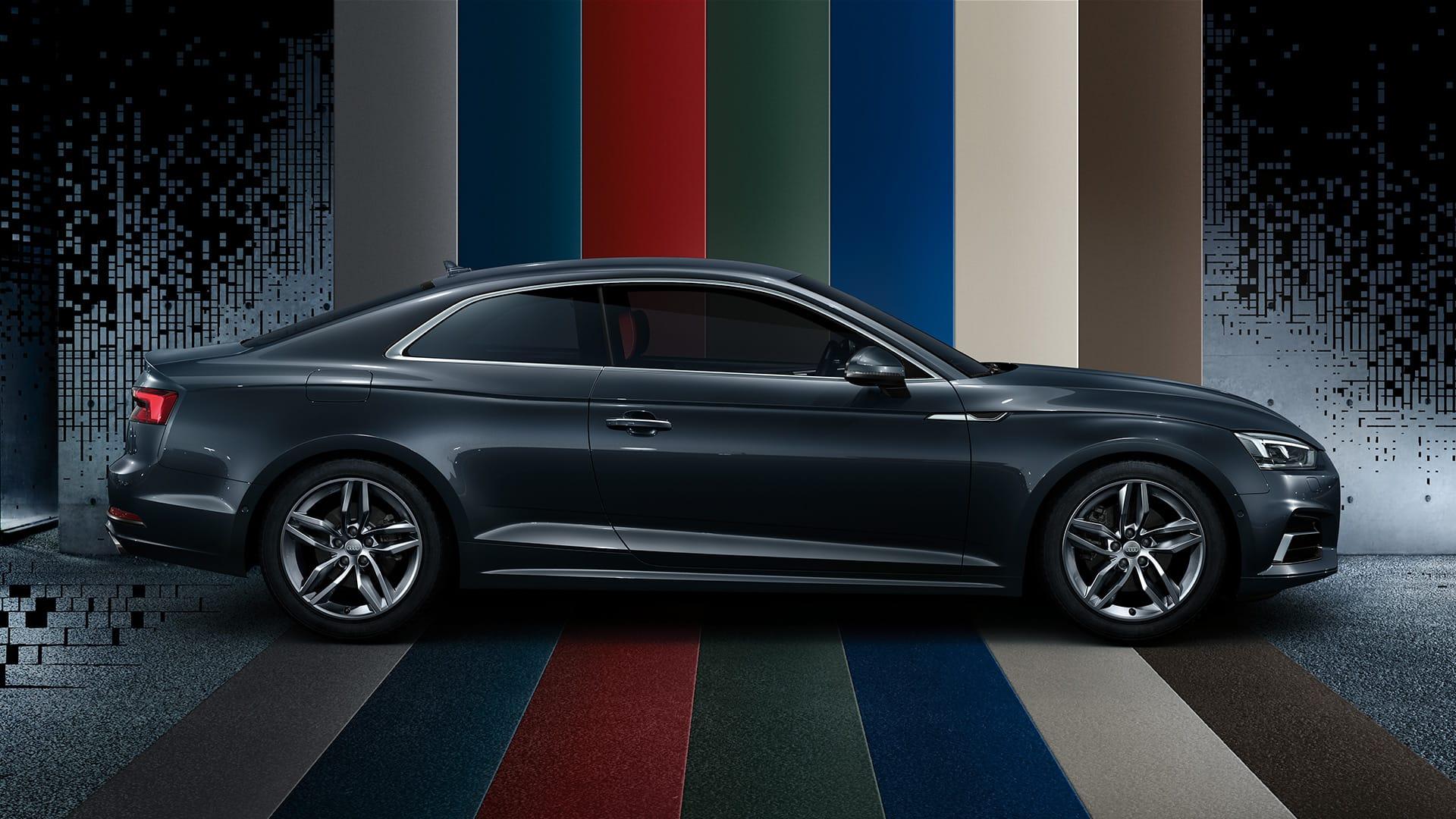 2018 A5 Coupé > A5 > Audi Canada