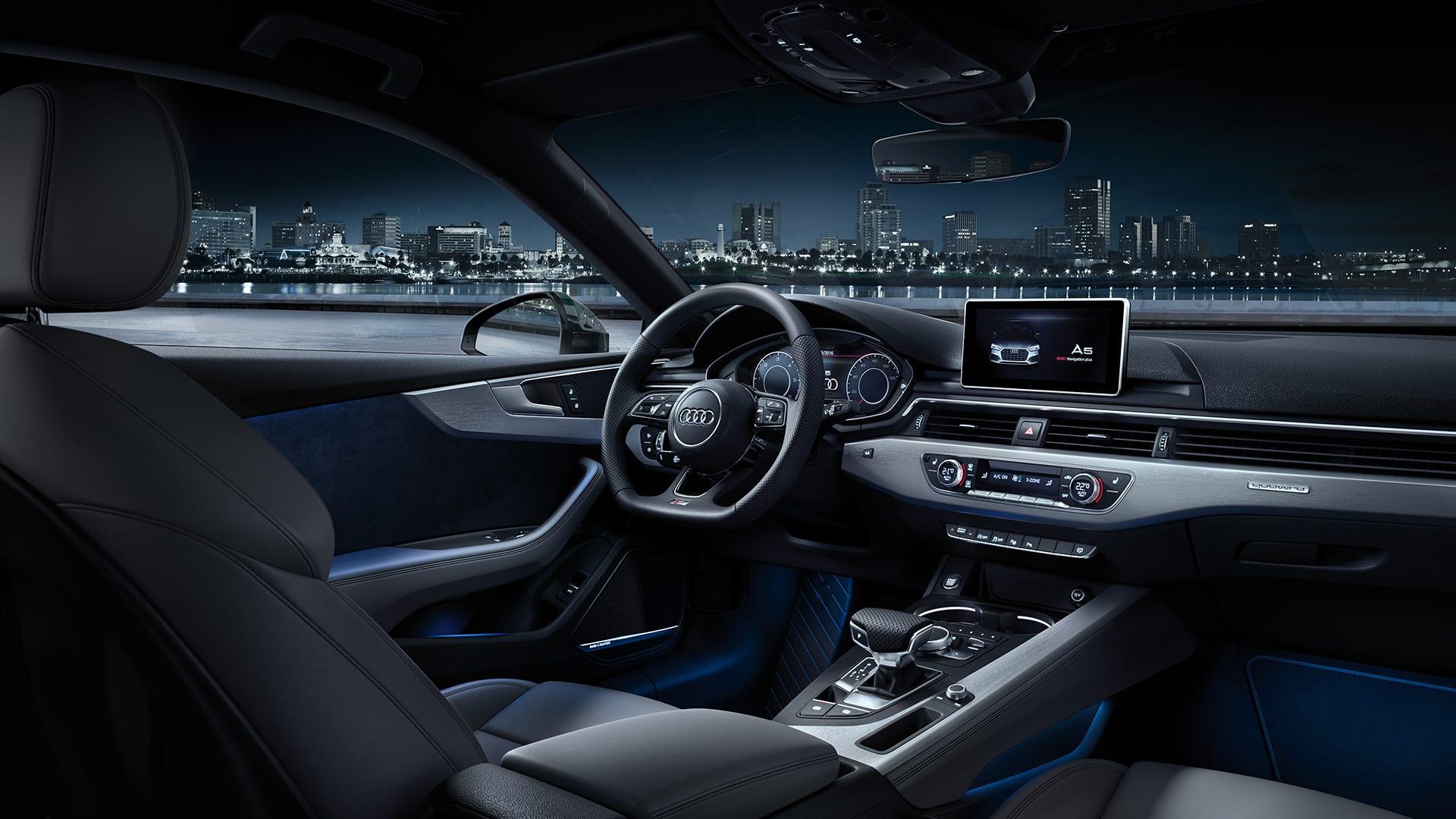 A Coupé A Audi Canada - Audi a5 coupe
