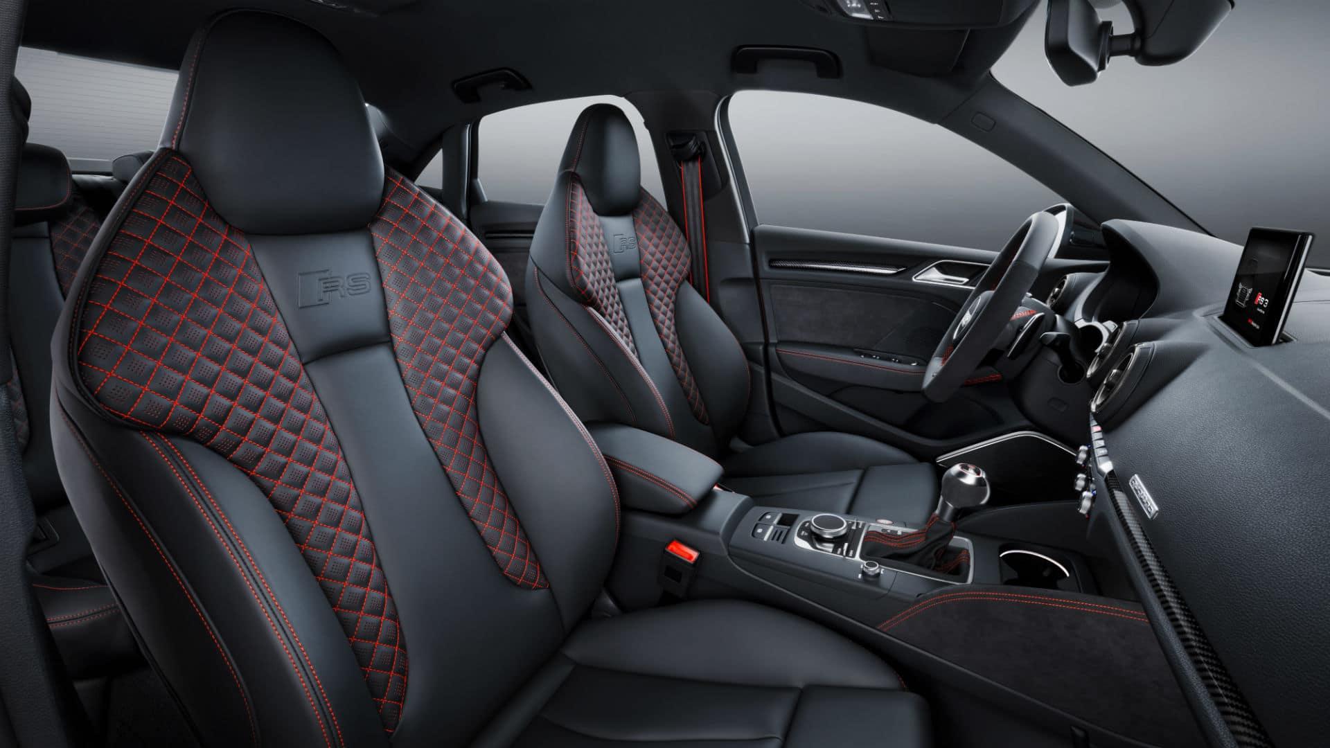 2019 Rs 3 Sedan A3 Audi Canada