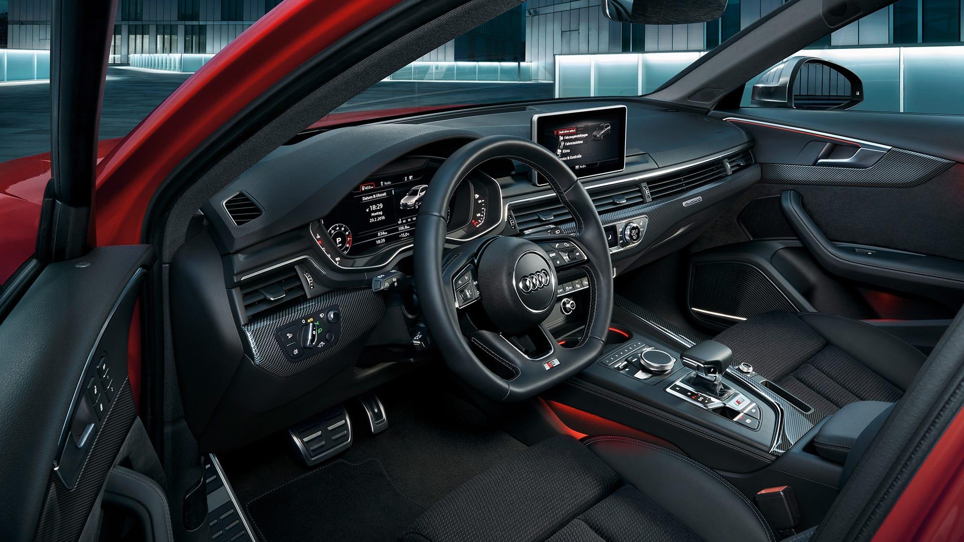 S Sedan A Audi Canada - 2018 audi s4