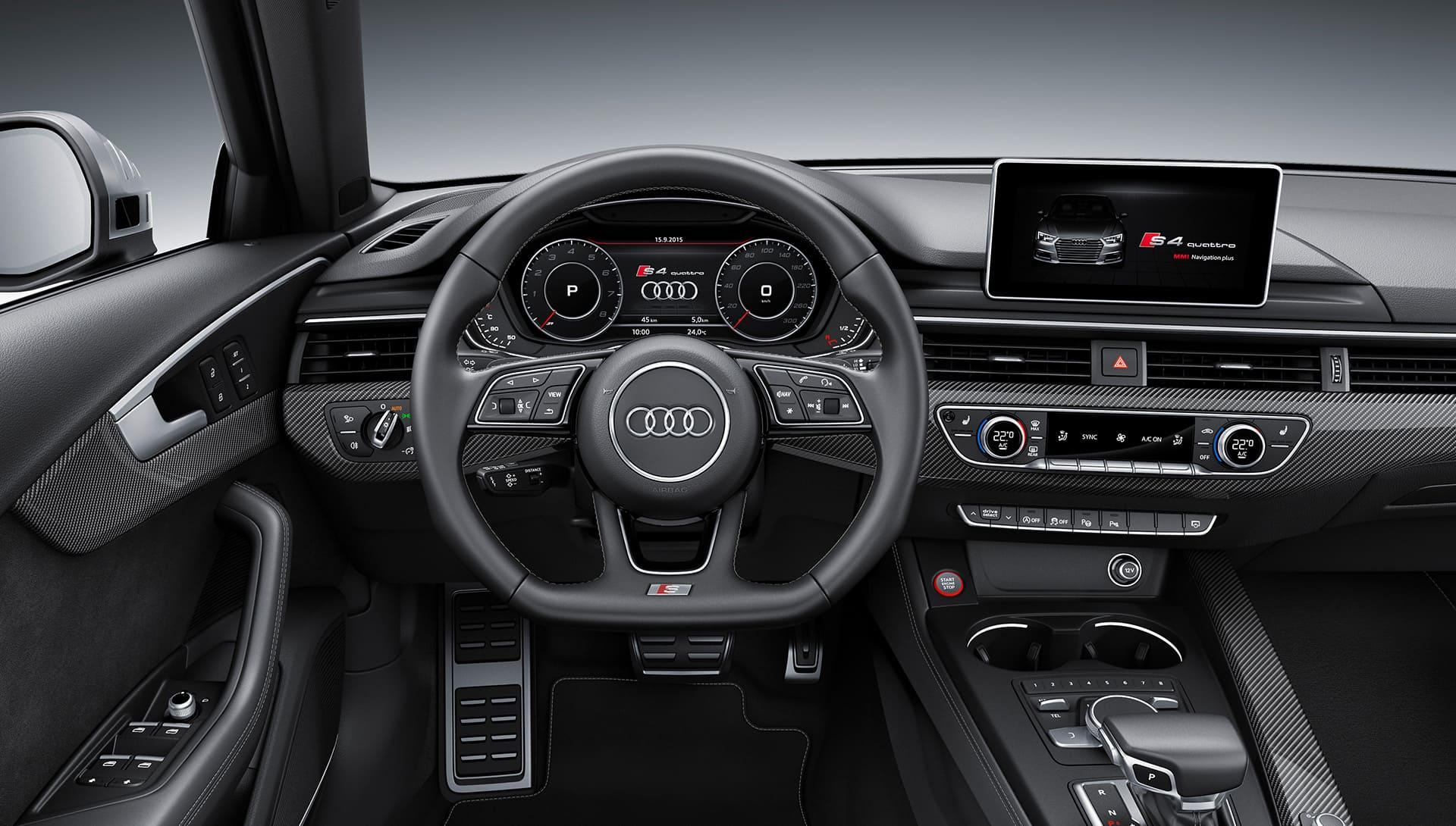 S Sedan A Audi Canada - Audi s4