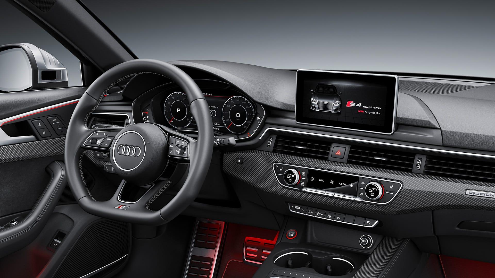 2018 S4 Sedan A4 Audi Canada