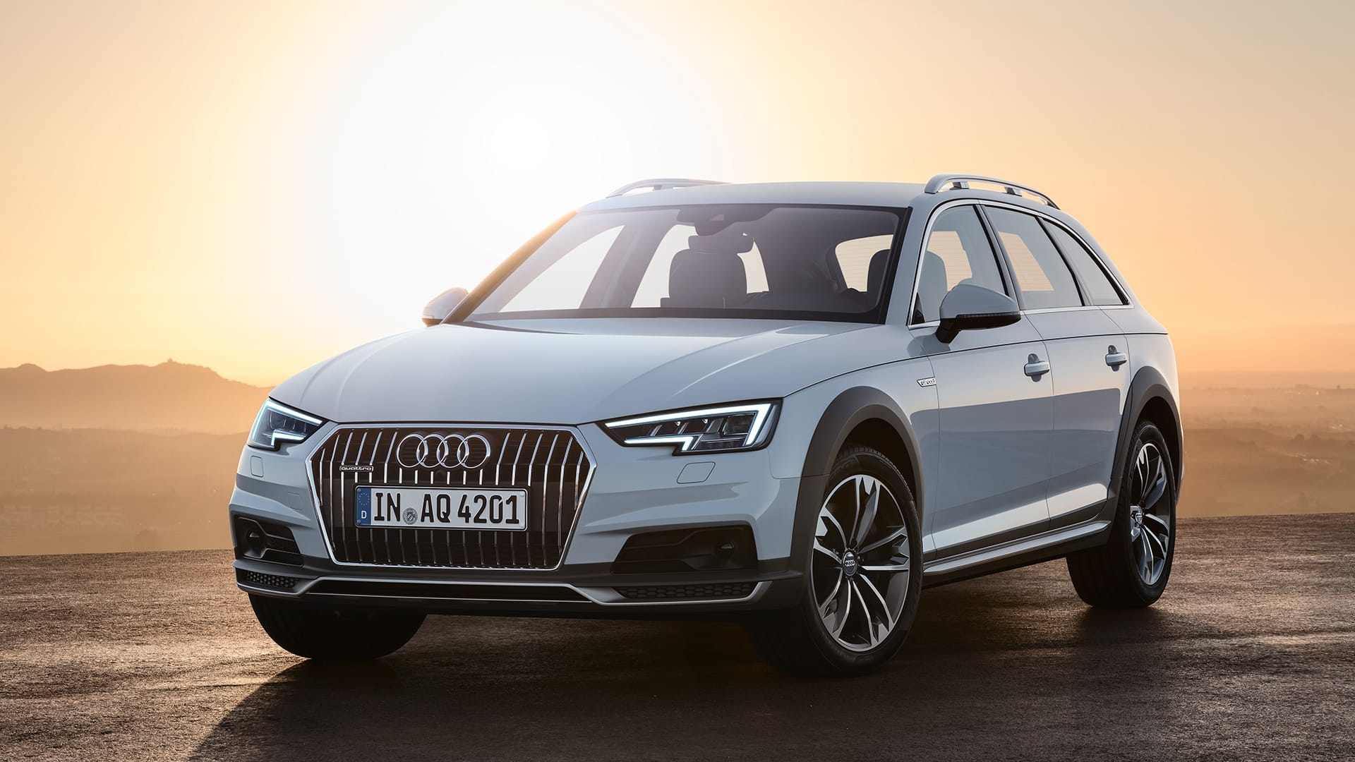 2019 A4 Allroad A4 Audi Canada