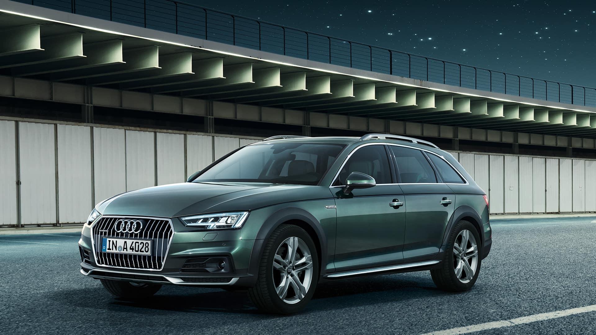A Allroad A Audi Canada - Audi all road