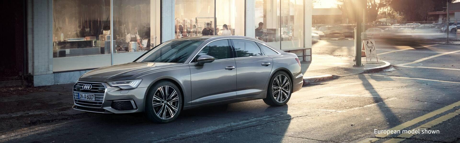2019 A6 Sedan A6 Audi Canada
