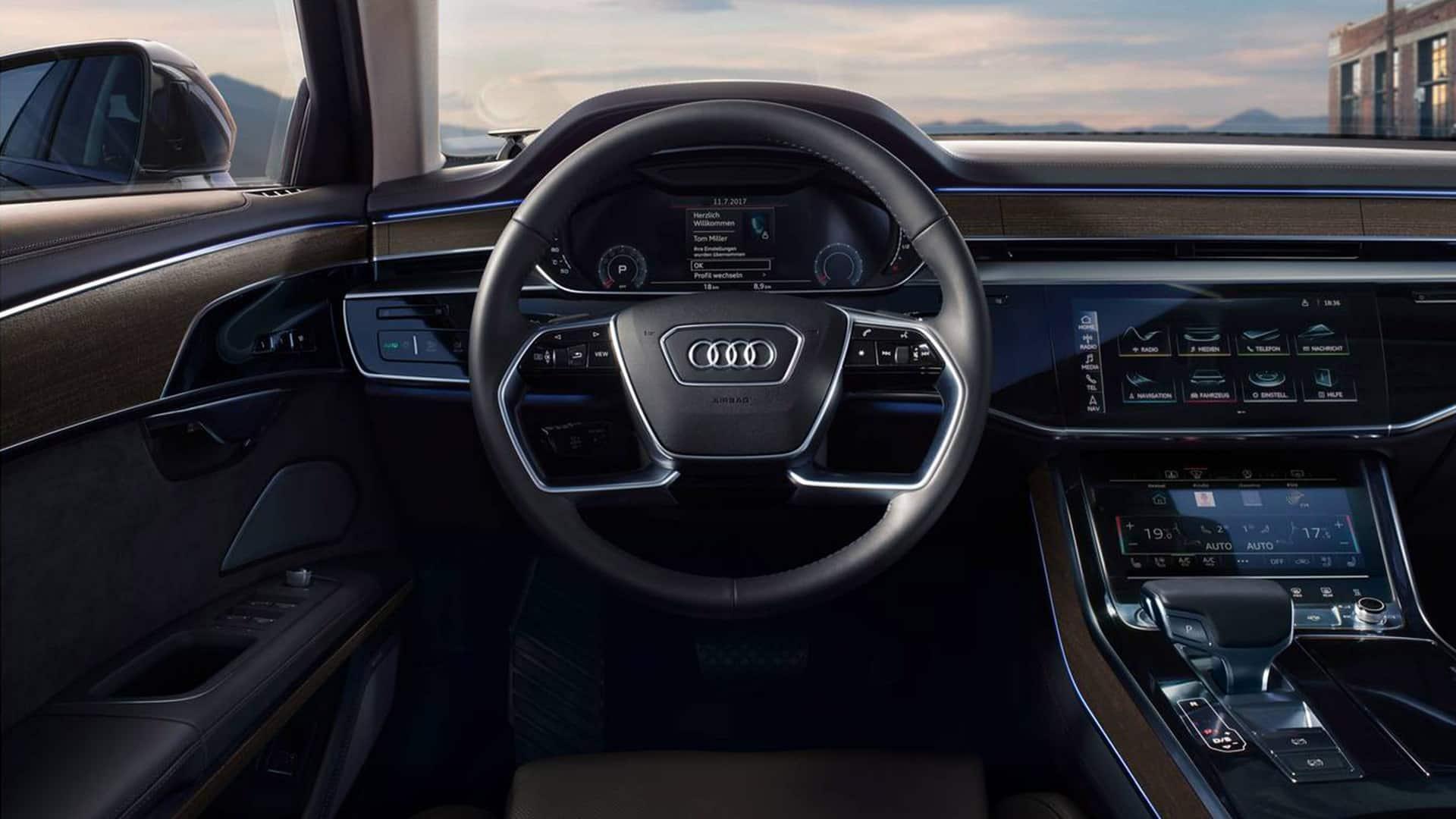 2019 A8 L A8 Audi Canada