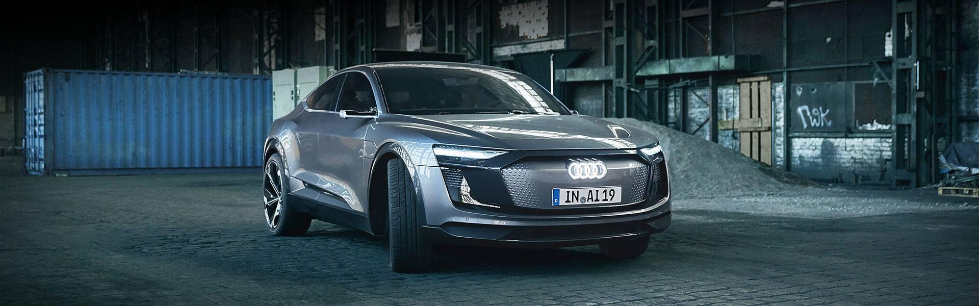 Audi Etron Concept Vehicles Etron Audi Canada - Audi etron