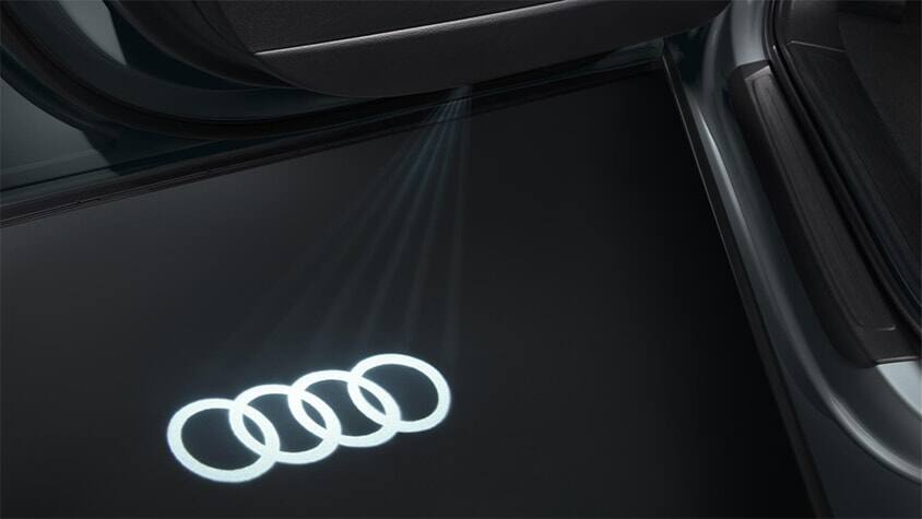 A5 Cabriolet entry LED