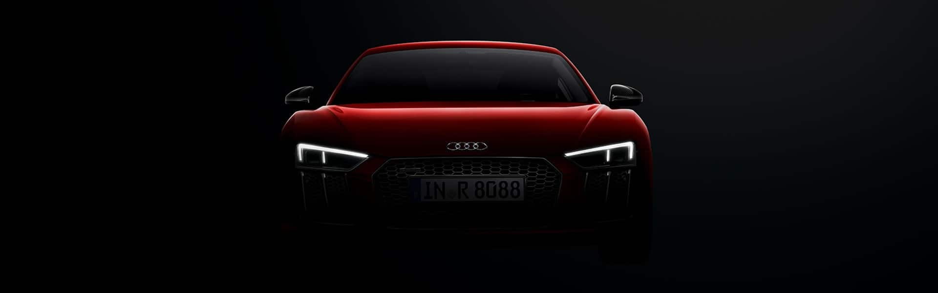 The 2018 R8 Coupé