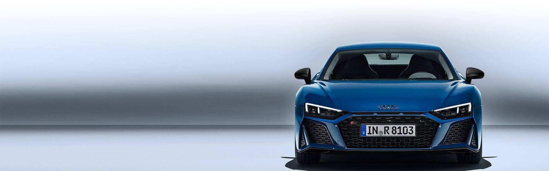 2020 R8 Coupe R8 Audi Canada