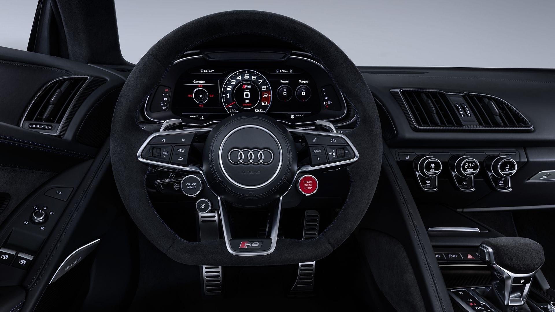2020 R8 Coupé R8 Audi Canada