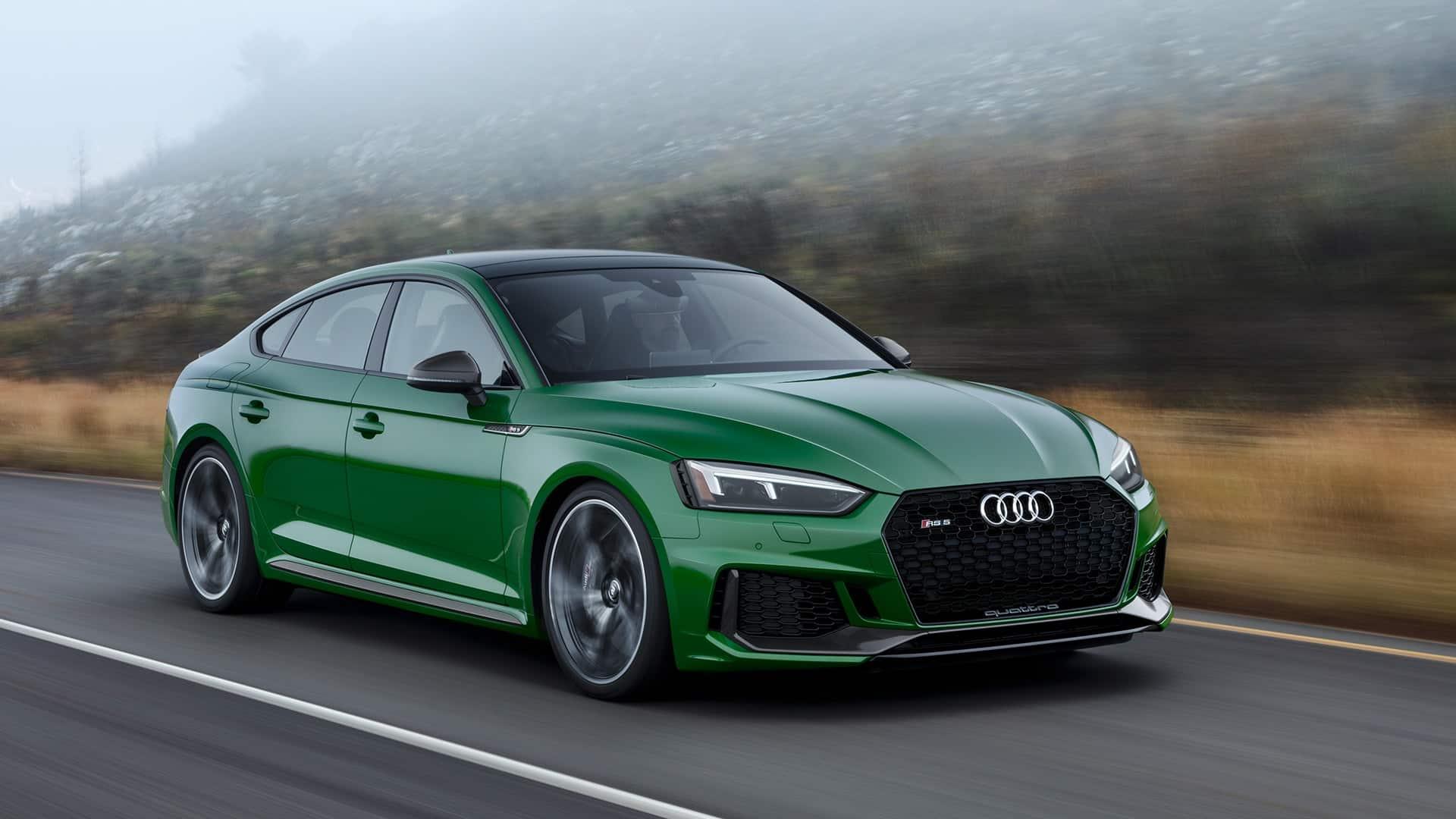 2019 RS 5 Sportback > A5 > Audi Canada