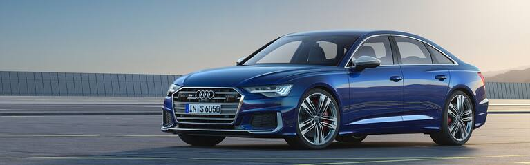 The 2019 Audi S6