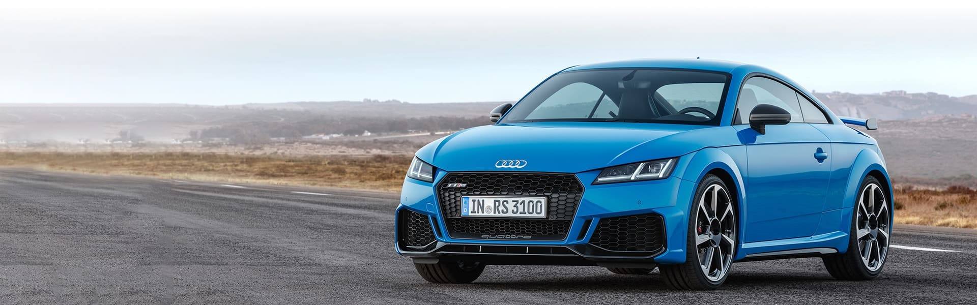 The 2019 TT RS Coupé