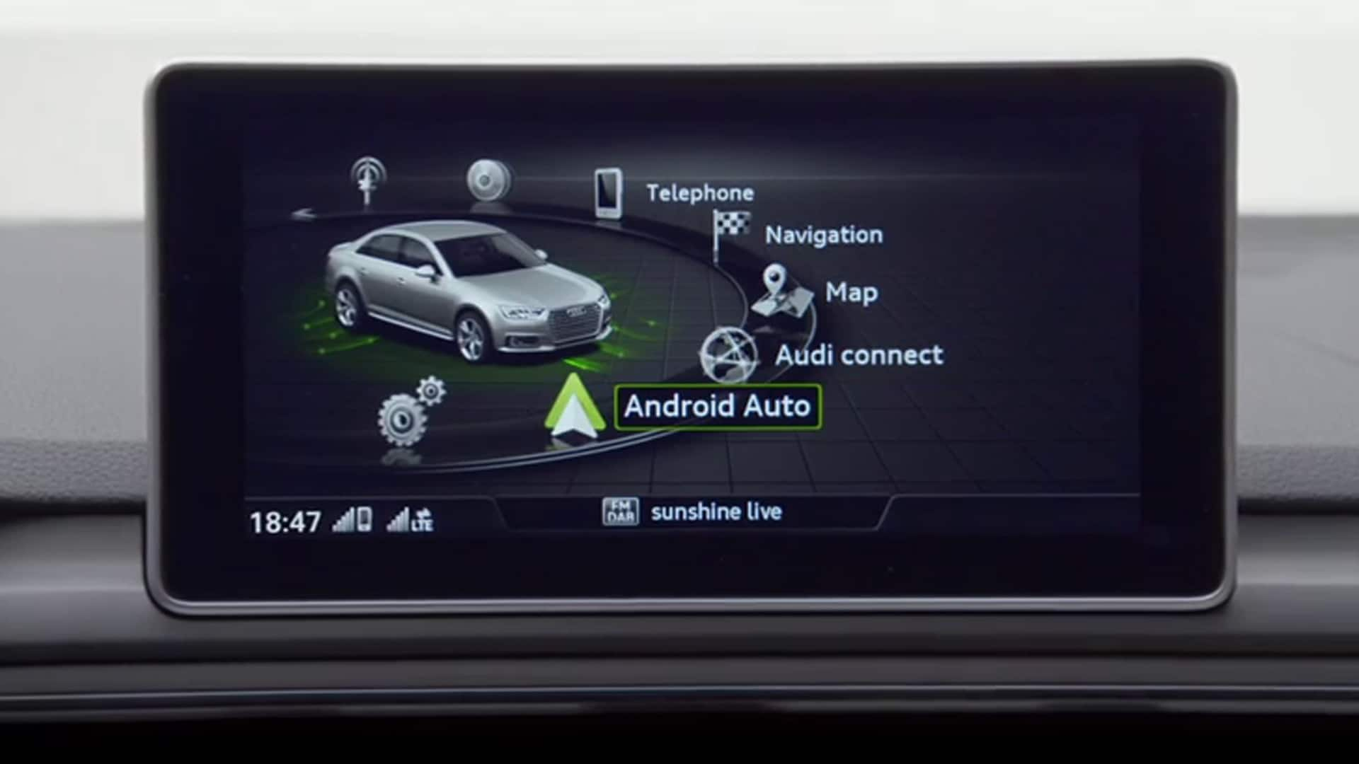 Audi Connect Owners And Customers Canada 2001 Ur S6 Main Fuse Box Diagram Smartphone Interface