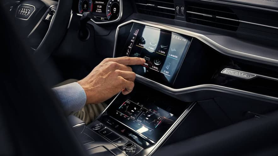 Frequently Asked Questions Audi Canada - What is audi connect