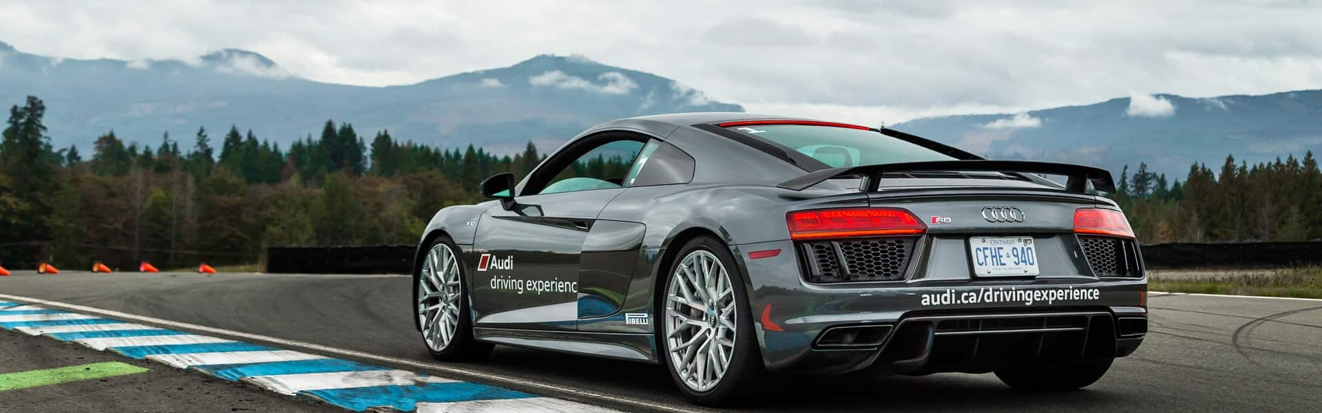 Audi Sport driving experience