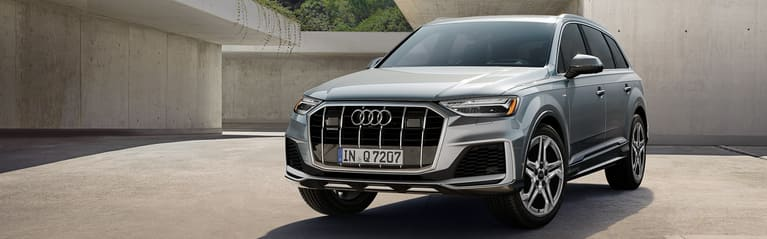 The Audi Q7 Spring Promotion