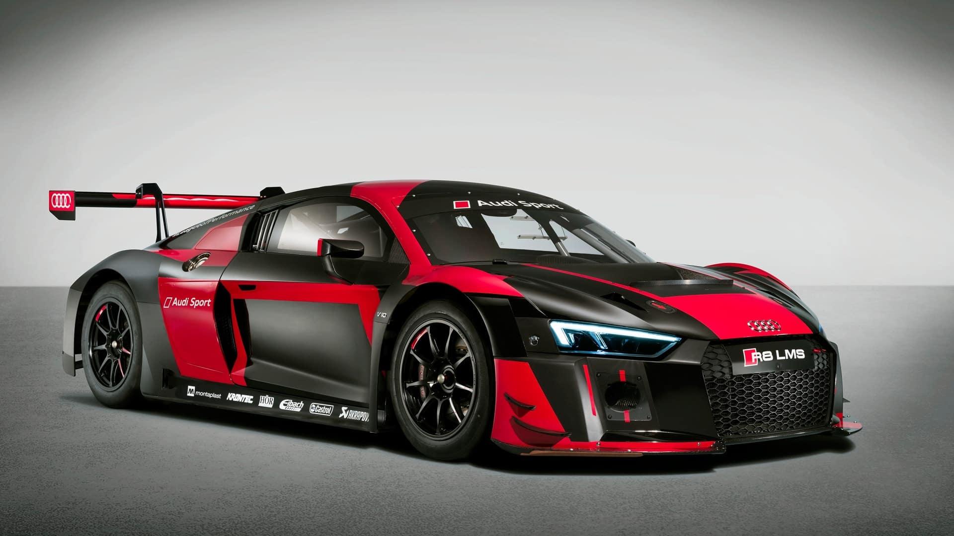R8 Lms Gt3 Audi Sport Customer Racing Audi Canada
