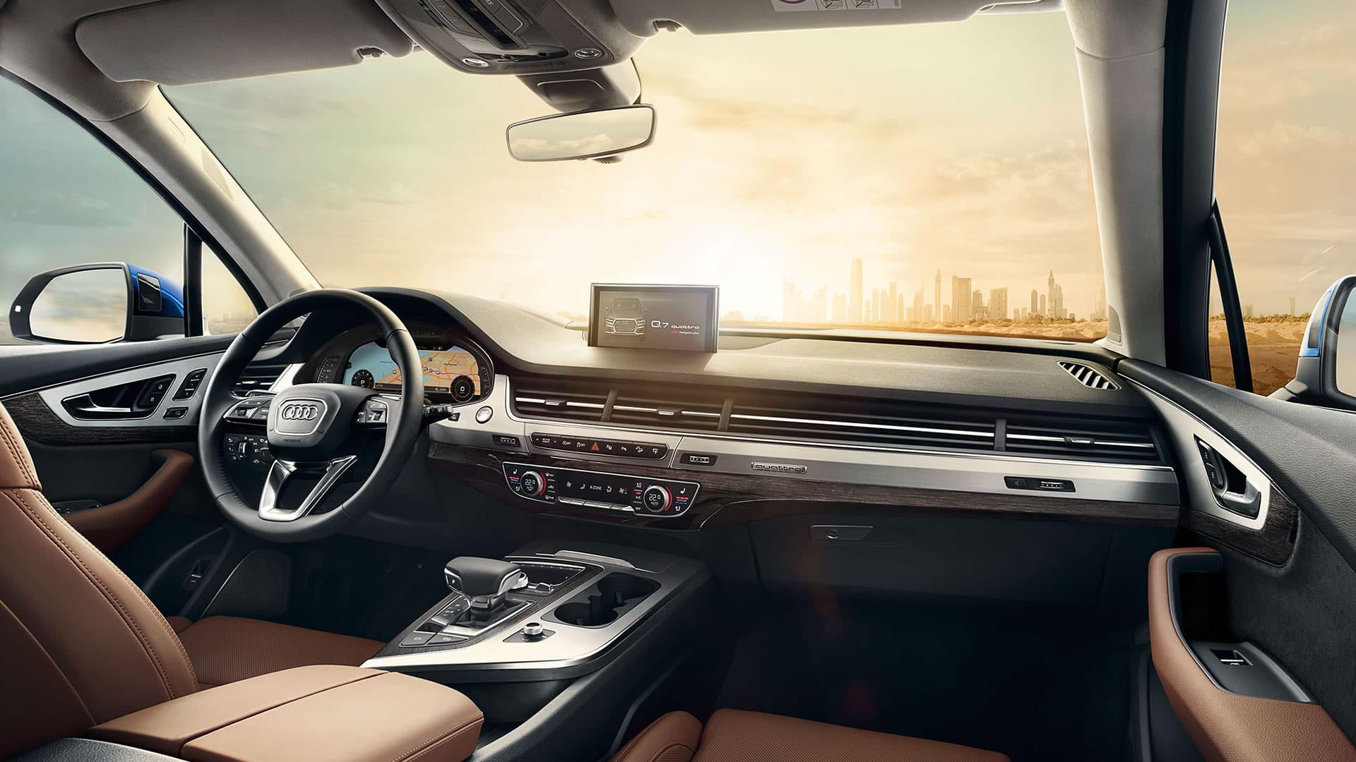 front audi drive review trends digital first interior cars