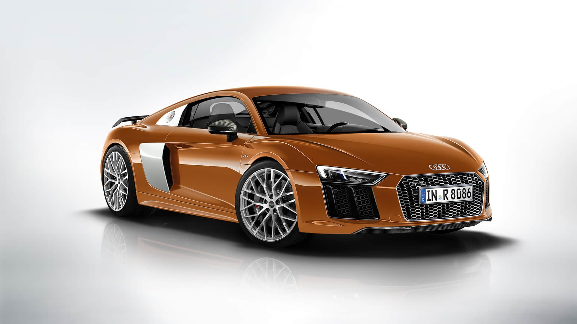 Audi Exclusive Vehicle Shown. Available As Special Order Only.
