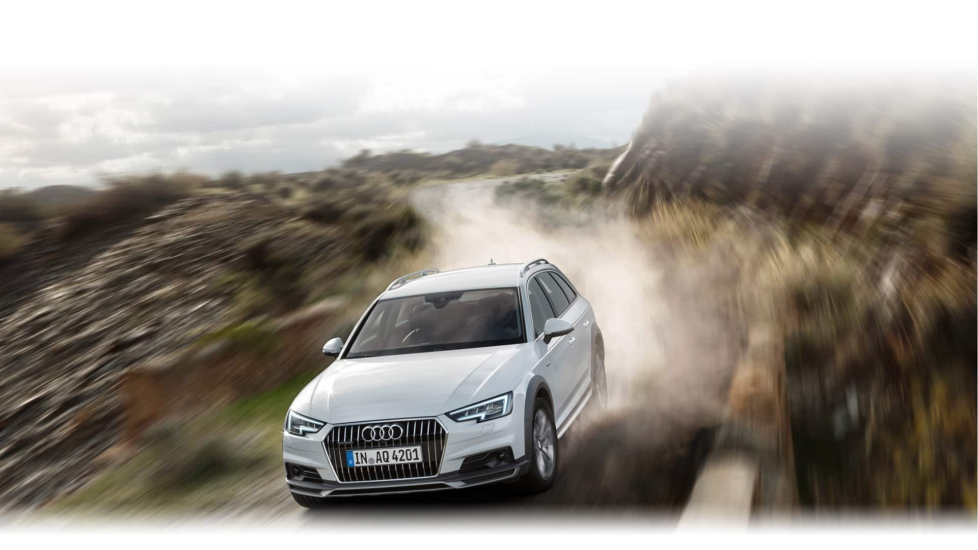 The Audi A4 allroad