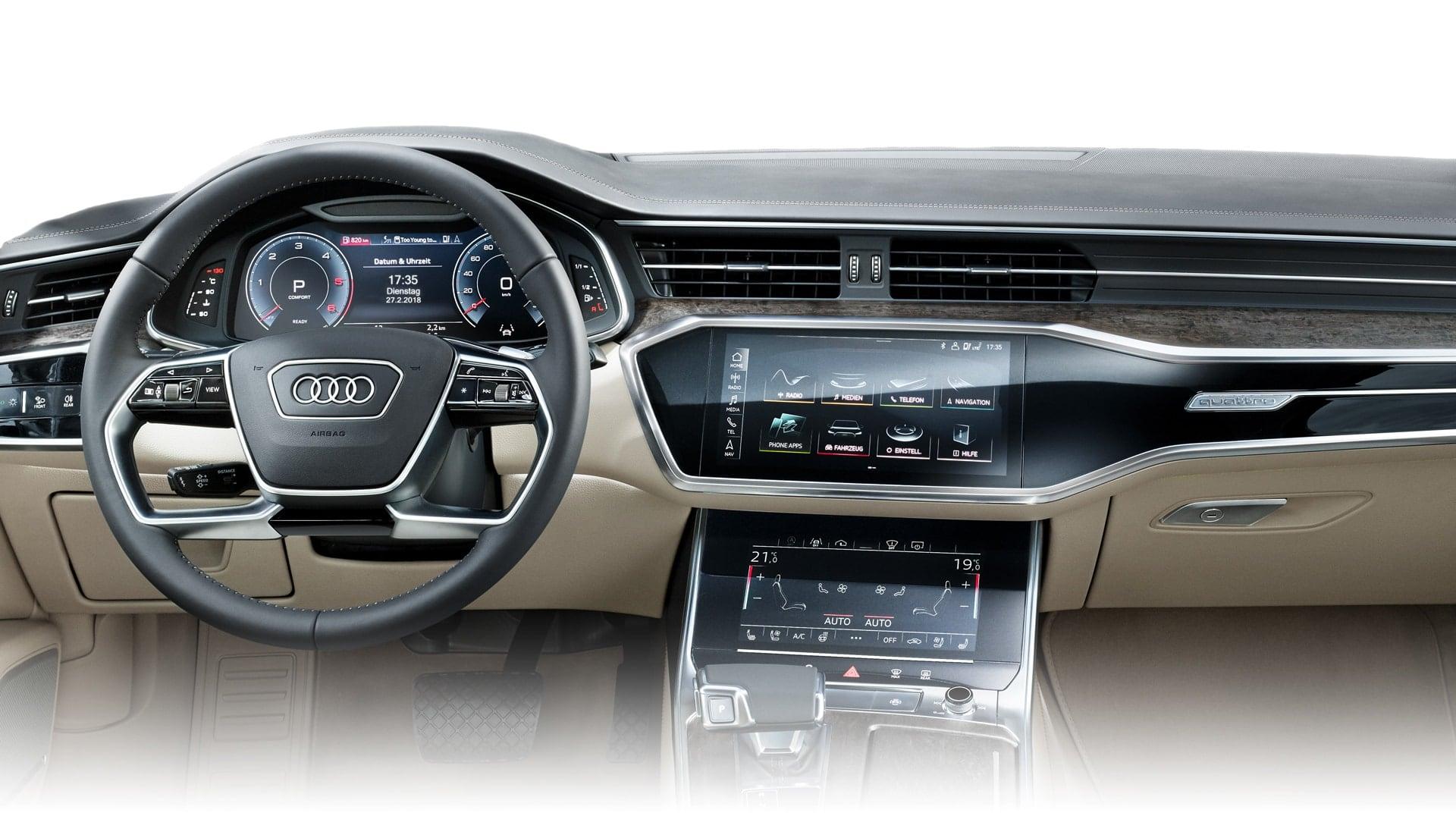 The 2019 Audi A6