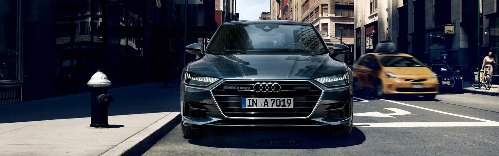 The 2019 Audi A7