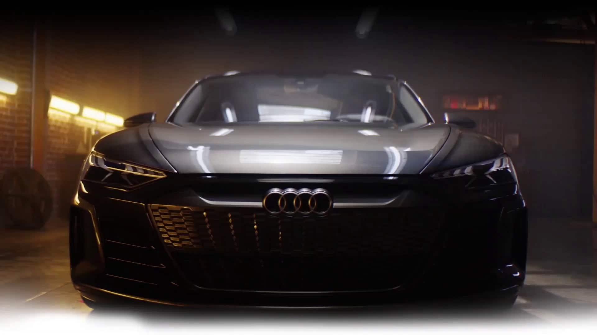 E Tron Gt Concept E Tron Audi Canada