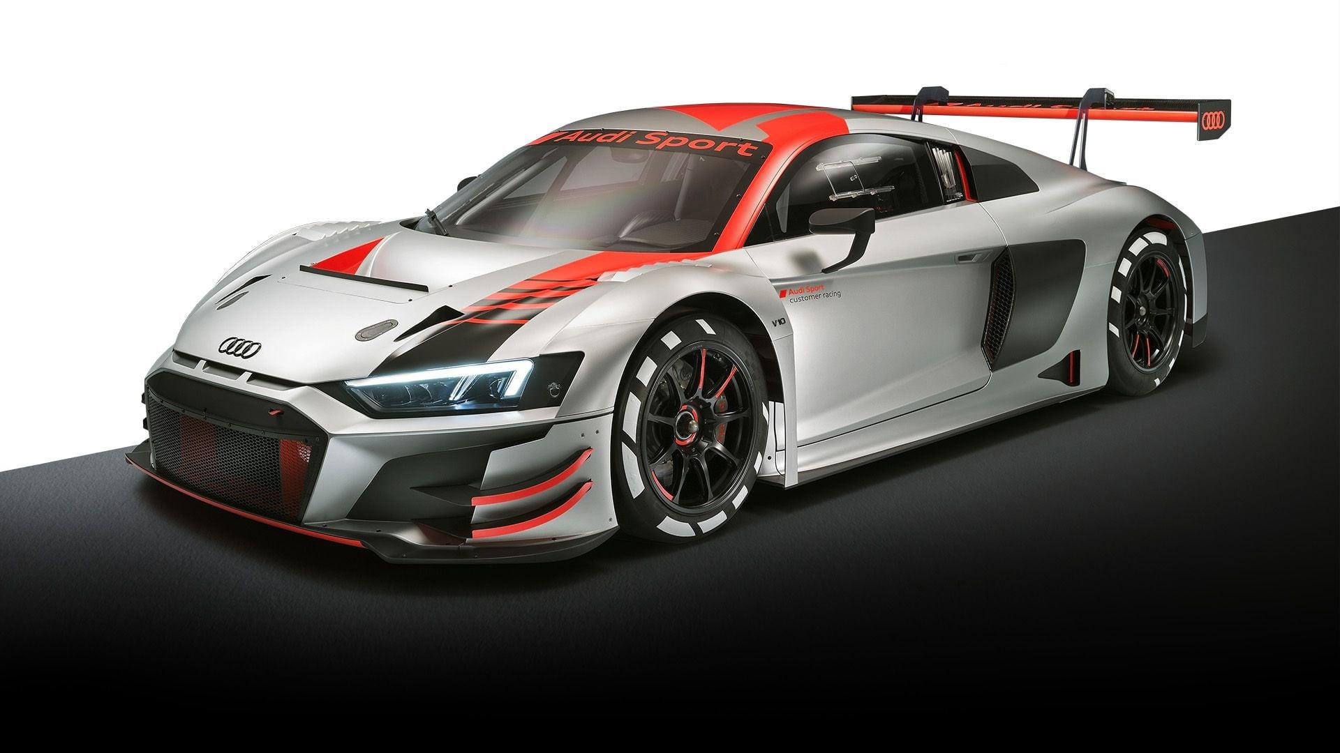 R8 Lms Gt3 Motorsport Audi Canada