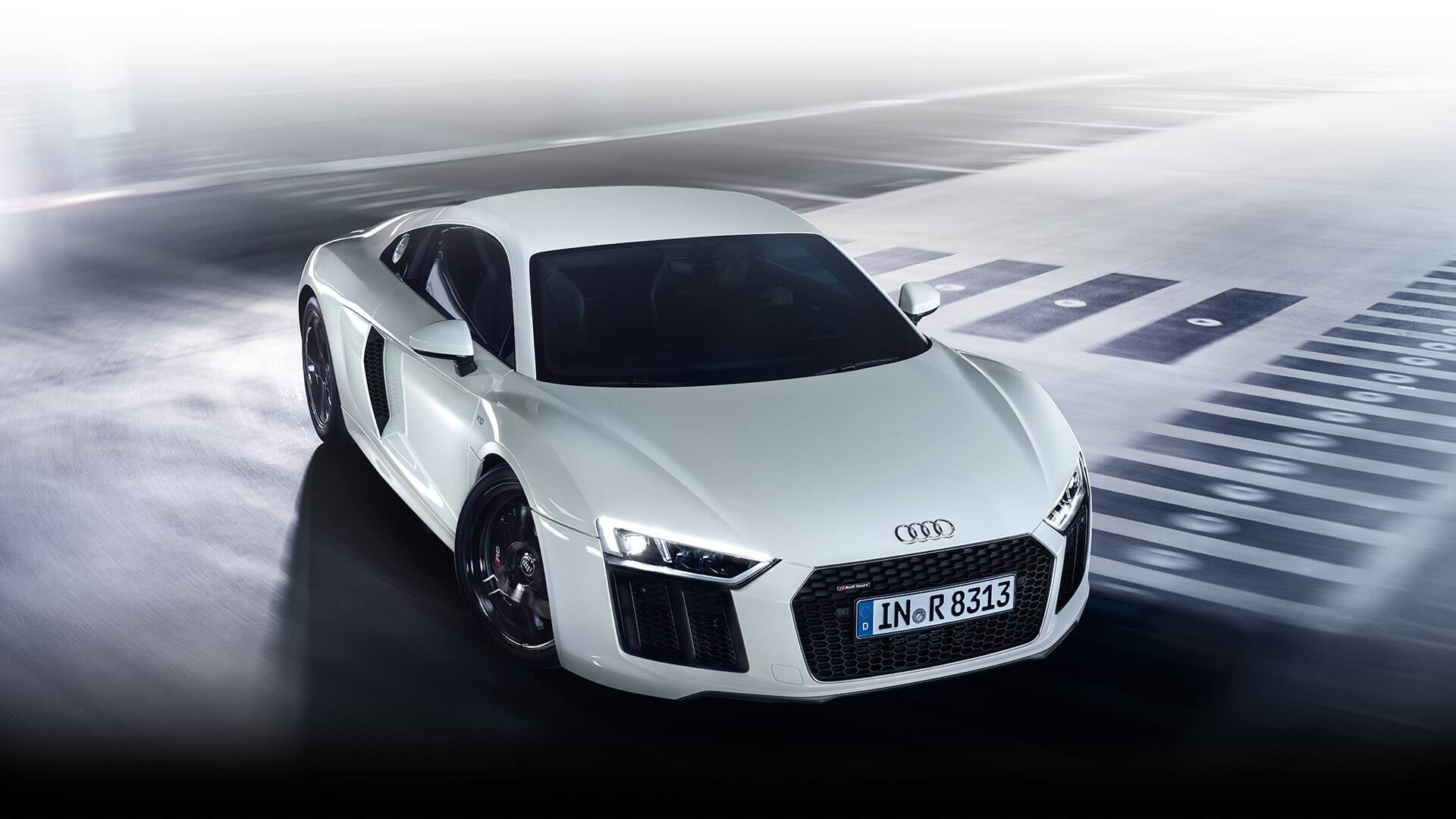 The 2018 Audi R8 Coupé RWS
