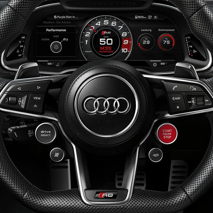 2018 R8 Coupé > R8 > Audi Canada