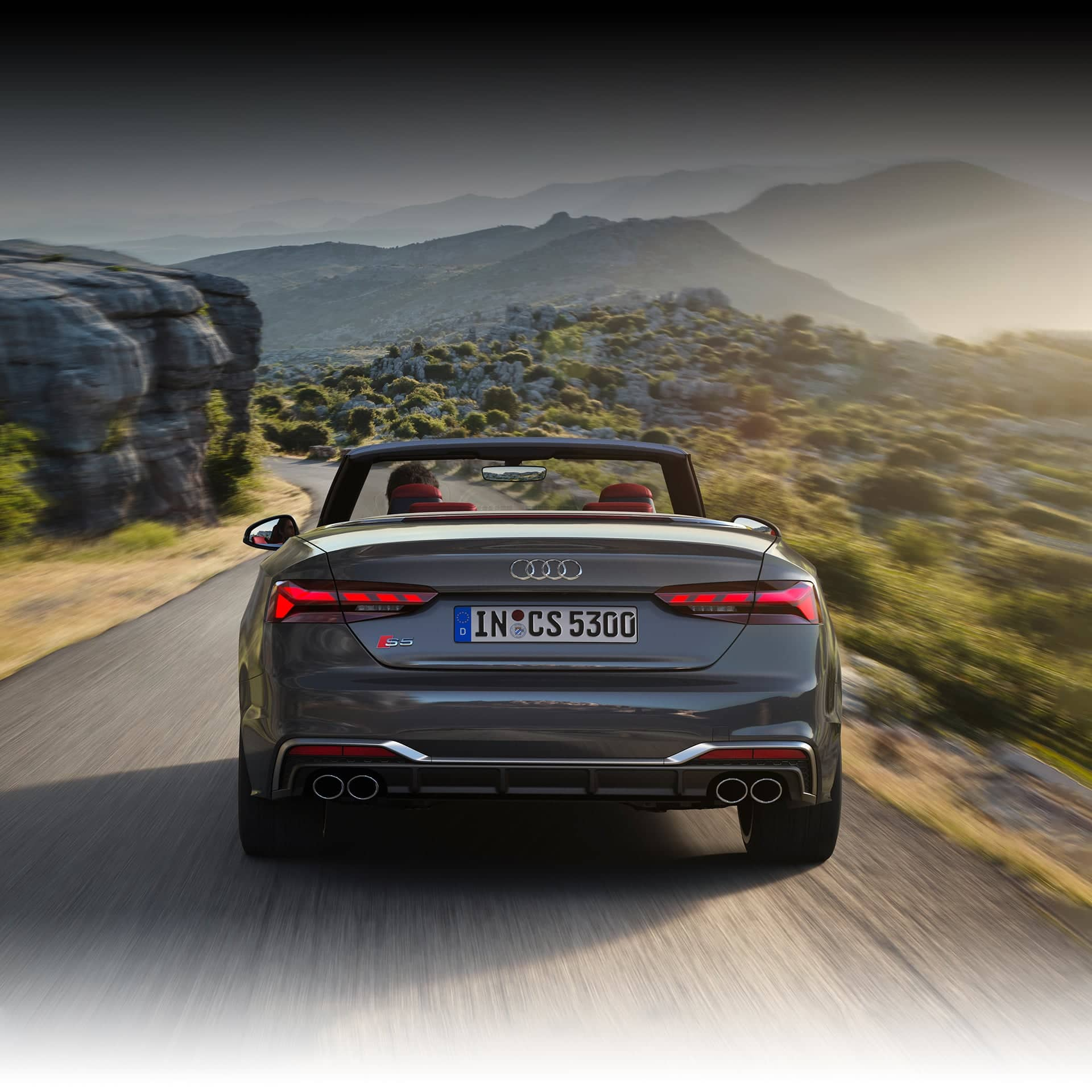 2020 S5 Cabriolet > A5 > Audi Canada