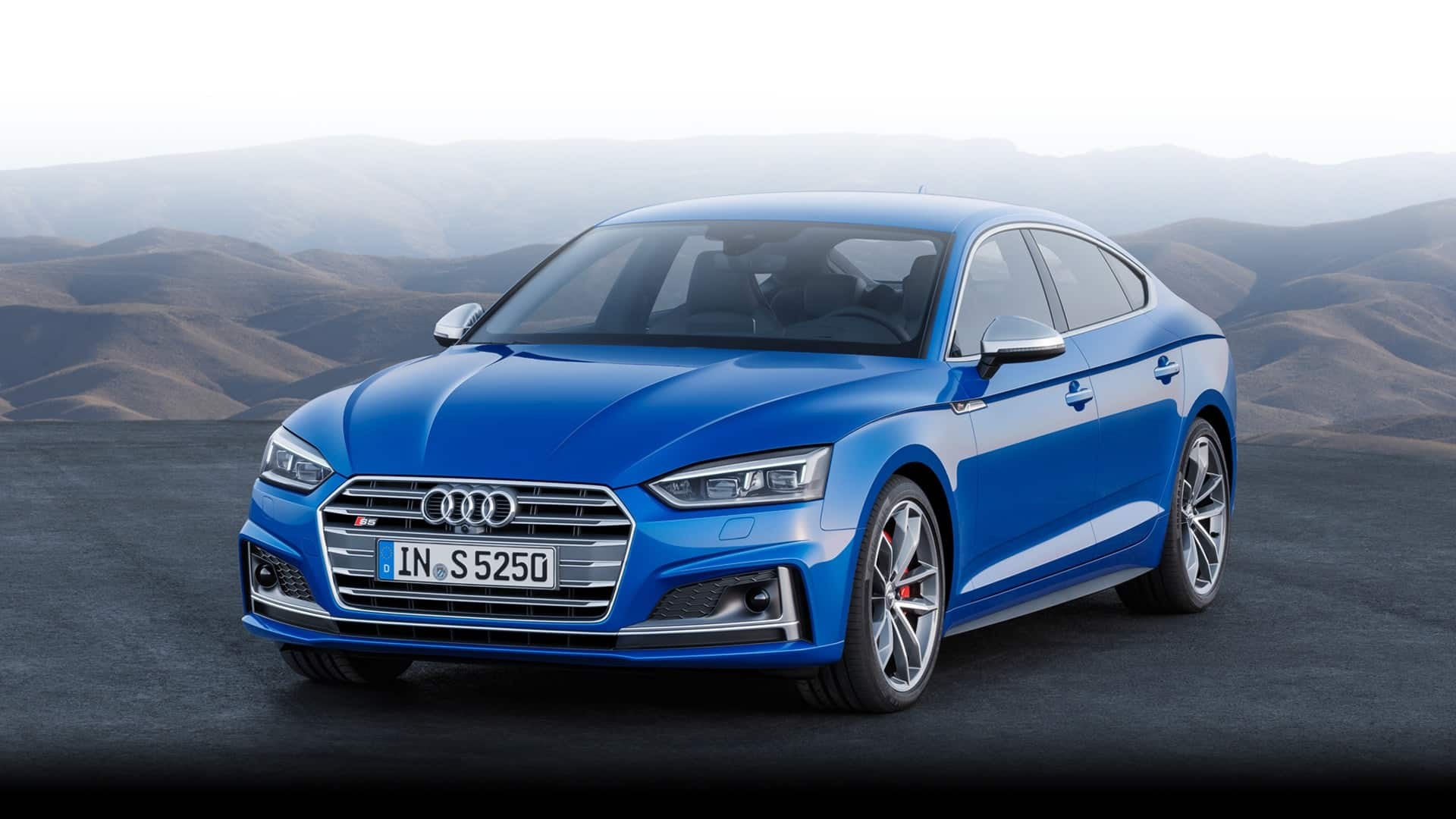 The 2018 S5 Sportback