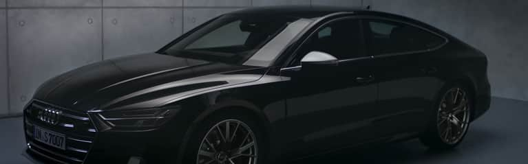 The 2019 Audi S7