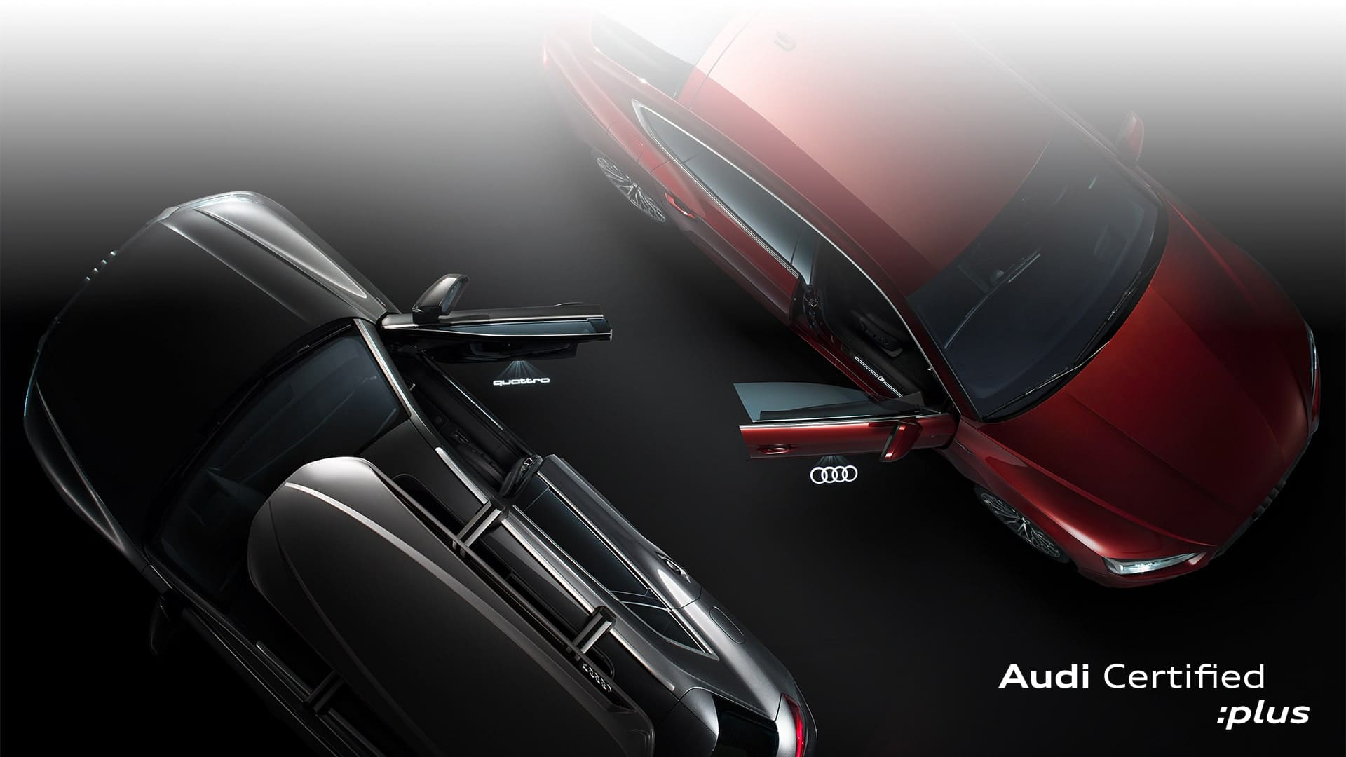 Shop Audi Certified :plus
