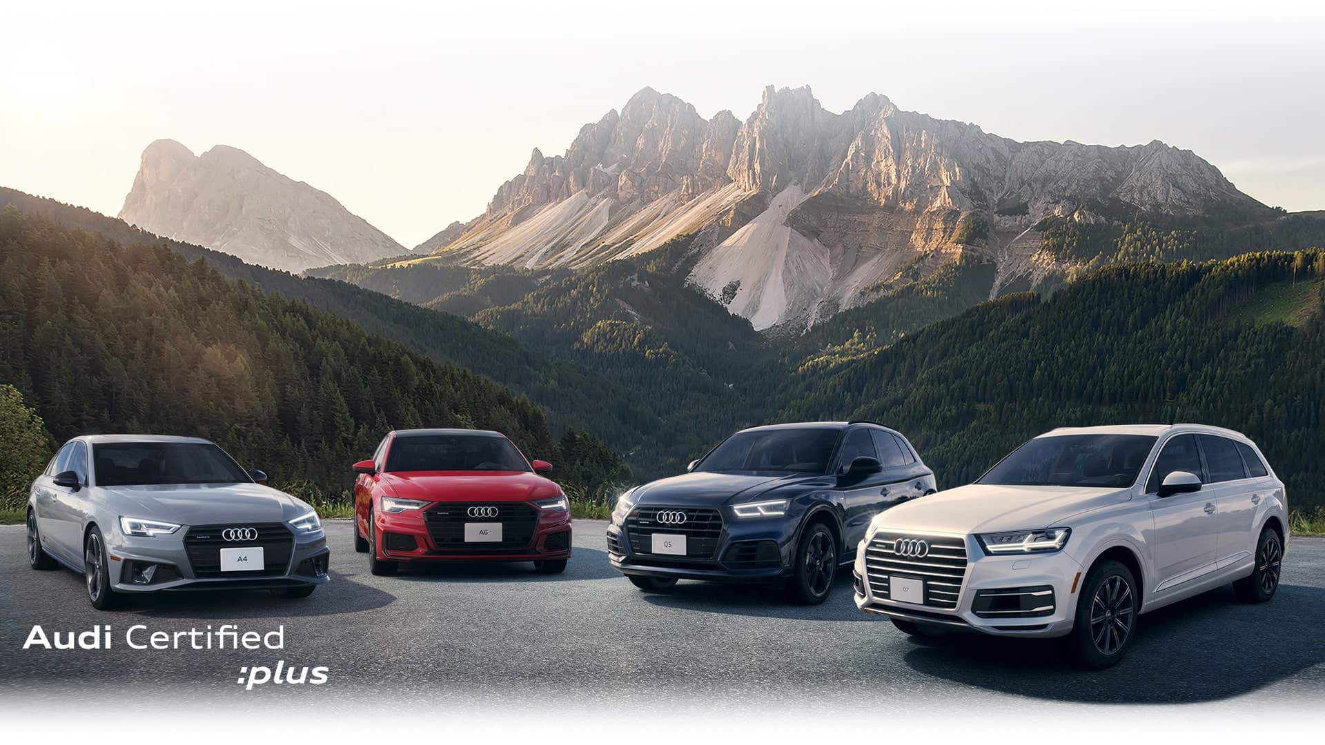 Why Buy Audi Certified :plus ?